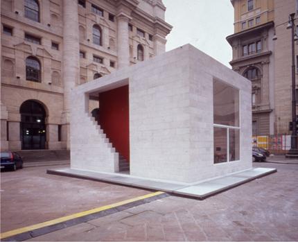 Oscar tusquets blanca arquitecto intervenciones - Interni arquitectos ...